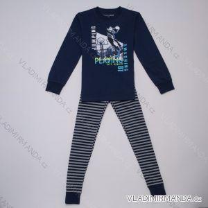 Pyžamo dlouhé dorost chlapecké (140-170) WOLF S2956
