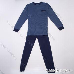 Pyžamo dlouhé nohavice pánské WOLF S2977