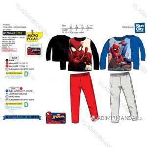 Pyžamo dlouhé spiderman dětské chlapecké (3-8 let) SUN CITY HS2046