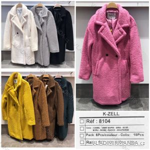 Kabát zimní dámský (s-m-l) K-ZELL ITALSKá MODA KZE198104