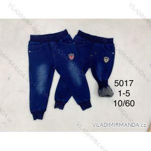 Kalhoty rifle zateplené dlouhé kojenecké dětské chlapecké (1-5 let) FAD FAD195017