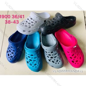 Pantofle nazouváky zateplené dámské (36-41) RISTAR RIS190330