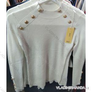 Tunika tričko dlouhý rukáv dámské (uni s/m) ITALSKÁ MÓDA IM919928