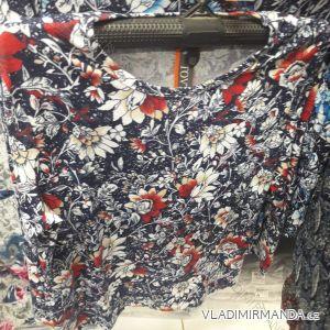 Tričko teplé dlouhý rukáv dámské (l-3xl) TOVTA SUN19029