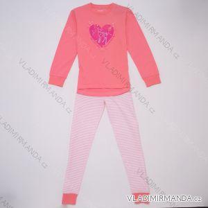 Pyžamo dlouhé dorost dívčí (134-164) WOLF S2953