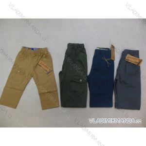 Kalhoty slabé kojenecké chlapecké (74-104) GOOD CHILDREN 589