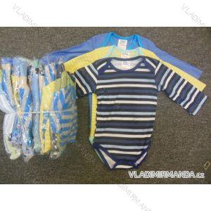 Body dlouhý rukáv kojenecké chlapecké (3-24 měsíců) AODA E160105