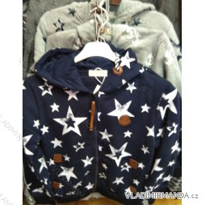 Mikina na zip s kapucí dorost chlapecká (134-164) HKD HKD191023