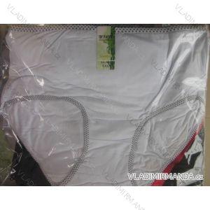 Kalhotky dámské nadrozměrné  bambusové (3xl-5xl) YZLY RM-0006/D