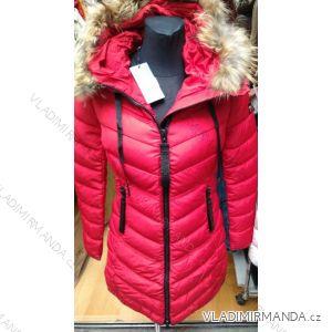 Kabát/bunda zimní dámská (S-2XL) MODA PIU ANNA IN BLI1918278