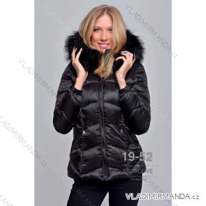 Bunda zimní s kožíškem dámská (S-2XL) METROFIVE MET19014