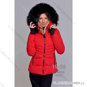 Bunda zimní s kožíškem dámská (S-2XL) METROFIVE MET19015
