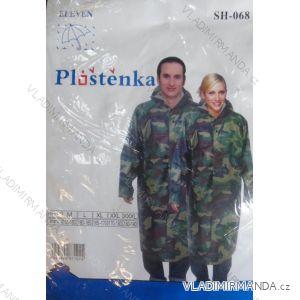 Pláštěnka pánská a dámská maskáčová (m-3xl) KUTTI SH-068/D