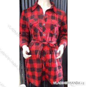Košilové šaty dámské (s-xl) Francouzská MóDA FRA19004
