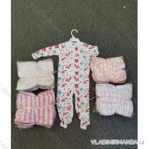 Dupačky kojenecké dívčí a chlapecké (3-12 měsíců) AODA AOD19017