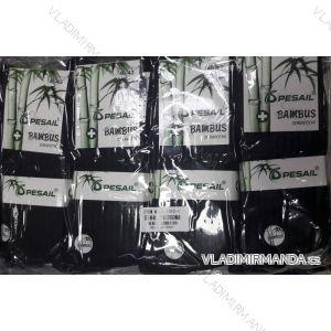 Ponožky bambus slabé zdravotní unisex (40-43) PESAIL Z-101C-1