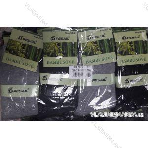 Ponožky bambus slabé unisex (35-38) PESAIL SN1100B