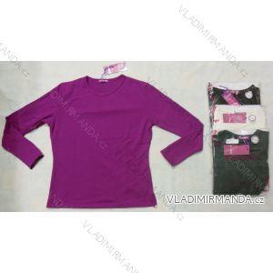 Tričko dlouhý rukáv dámské (l-xxxl) BENHAO S676A