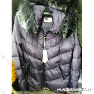 Bunda zimní dámská nadrozměrná (2xl-6xl) ELLEN ROSE PM119T-009