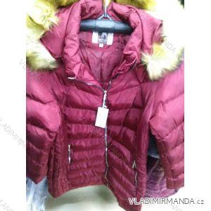 Bunda zimní dámská nadrozměrná (3xl-6xl) EW-CLUB PM119EW-L-862-A
