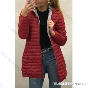 Kabát dlouhý podzimní dámský (M-3XL) BILIN BIL19BI-1957