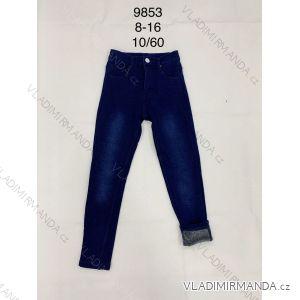 Rifle jeans zateplené dorost dívčí (8-16 let) FAD FAD199853