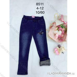 Rifle jeans džegíny dětské dorost dívčí (4-12 let) FAD FAD198511