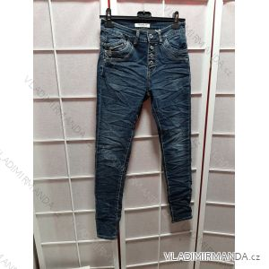 Rifle jeans baggy dámské (xs-xl) JEWELLY LEXXURY MA519JW1033