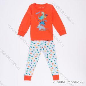 Pyžamo dlouhé dětské chlapecké (98-128) WOLF S2955B