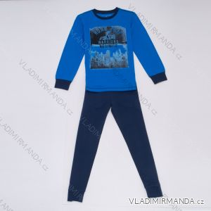 Pyžamo dlouhé dorost chlapecké (140-170) WOLF S2956B