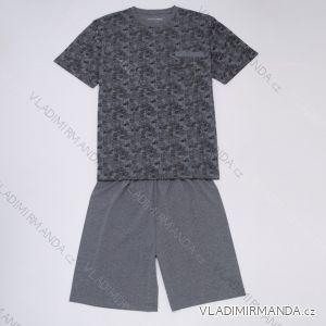 Pyžamo krátké letní pánské (m-2xl) WOLF S2975B