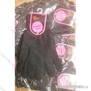 Rukavice prstové tenké strečové dámské (one size) SANDROU PV319R226PC