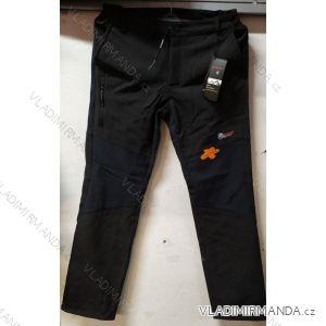 Kalhoty softshell  zateplené flaušem unisex dámské pánské (s-3xl) NEVEREST FT-8108M