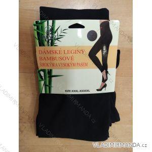Legíny dlouhé slabé tenké bambusové dámské (M-3XL) RUYIZ RUY19YB-9314