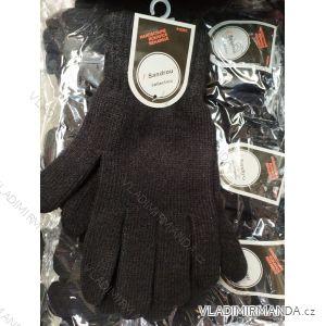 Rukavice prstové pánské (ONE SIZE) SANDROU PV319R123FC