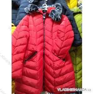 Kabát zimní dámský nadrozměrný(2xl-6xl) ITALSKá MÓDA IM919W85548