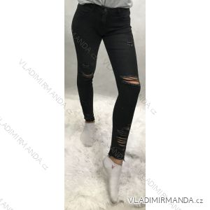 Rifle jeans dámské (25-31) Italská móda MA119POP5313