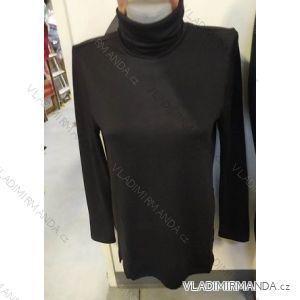 Tričko rolák dlouhý rukáv dámské (S-2XL) DANTONY TM119071