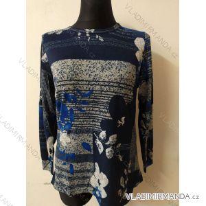 Tričko teplé dlouhý rukáv dámské (l-3xl) LINTEBOB PM119HR-3506