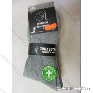 Ponožky slabé zdravotní dámské  (35-42) AMZF B3-01