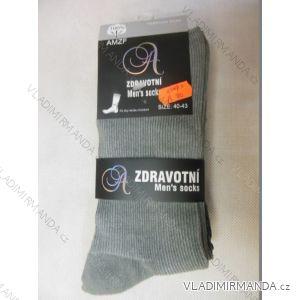 Ponožky slabé zdravotní pánské (40-47) AMZF A80A