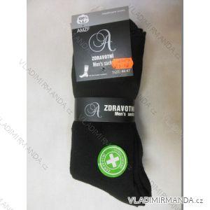 Ponožky slabé zdravotní pánské (40-47) AMZF A3-04