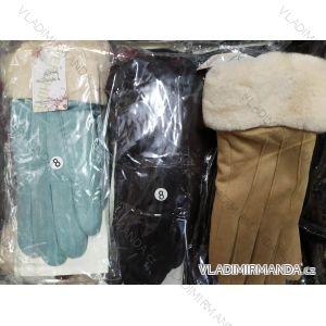 Rukavice zimní dámské (ONE SIZE) DELFIN BW005