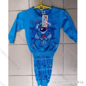 Pyžamo dlouhé dětské chlapecké (98-128) YN.LOT YNL191/988