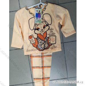 Pyžamo dlouhé dětské dívčí (98-128) YN.LOT YNL191/985