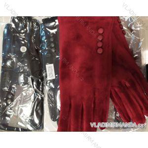 Rukavice prstové teplé dámské (ONE SIZE) SANDROU SZM2206