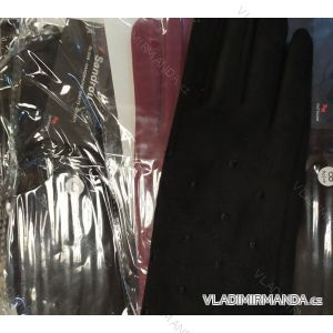 Rukavice  prstové teplé dámské   SANDROU SZM253