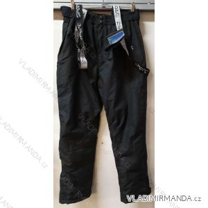 Kalhoty lyžařské zimní oteplovačky nepromokavé pánské (m-3xl) SUPER EW EW-M-18