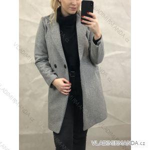 Kabát flaušový podzimní s podšívkou dámský ( s-l) ITALSKá MóDA im319869