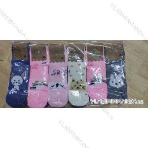 Ponožky slabé dětské a dorost dívčí (23-34) AURA.VIA GZ-01